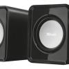 Leto 2.0 Speaker Set – black